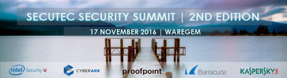 Security Summit 2016 (NOV 2016) - BANNER v2